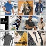 CLOSE UP –новый итальянский бренд  мужской одежды. Высокое качество по доступным ценам.
