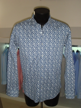 #1114 - Рубашка - DE BOTTIS