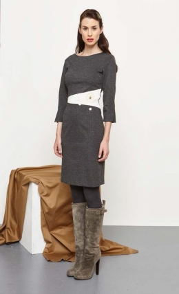 #1414 - Платье - Monica Magni