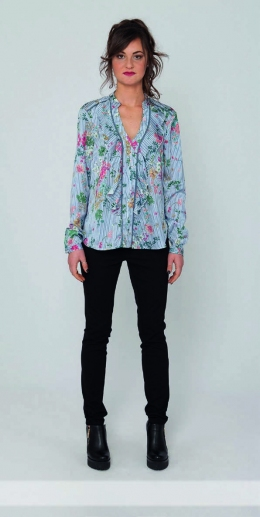 #1520 - Рубашка - Cristyn&Co