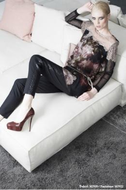 #473 - Туника - Monica Magni