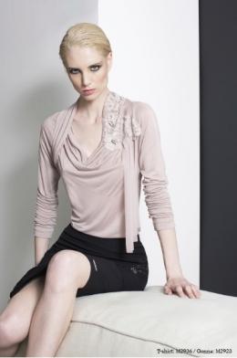 #478 - T-shirt( пуловер) - Monica Magni