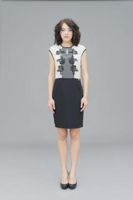 #851 - Платье - Cristyn&Co