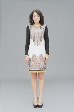 #863 - Платье - Cristyn&Co
