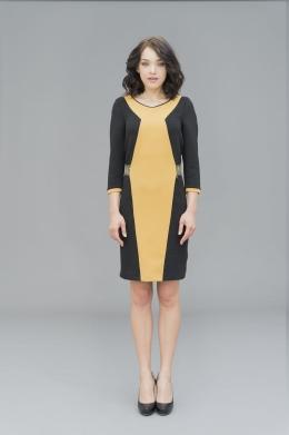 #864 - Платье - Cristyn&Co
