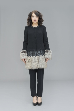 #882 - Пальто - Cristyn&Co