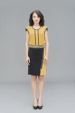 #896 - Платье - Cristyn&Co
